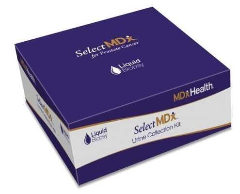 Test SelectMDx - Diagnosi precoce Tumore Prostata